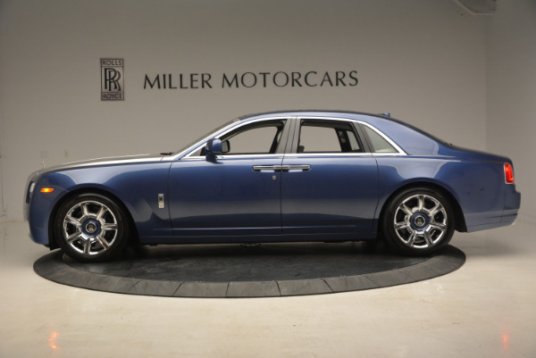 Used 2010 Rolls-Royce Ghost for sale $119,900 at McLaren Greenwich in Greenwich CT 06830 4