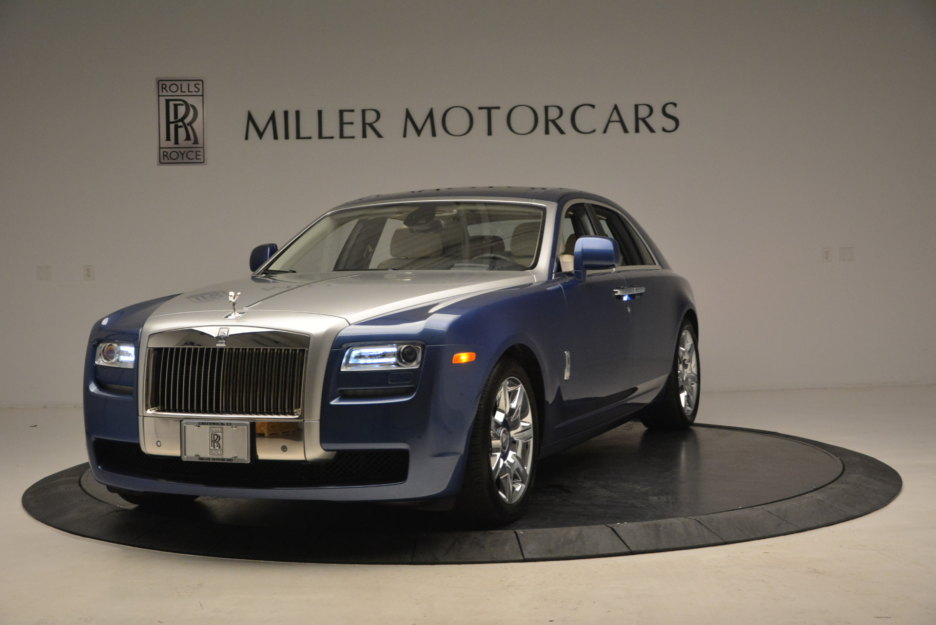 Used 2010 Rolls-Royce Ghost for sale $119,900 at McLaren Greenwich in Greenwich CT 06830 1