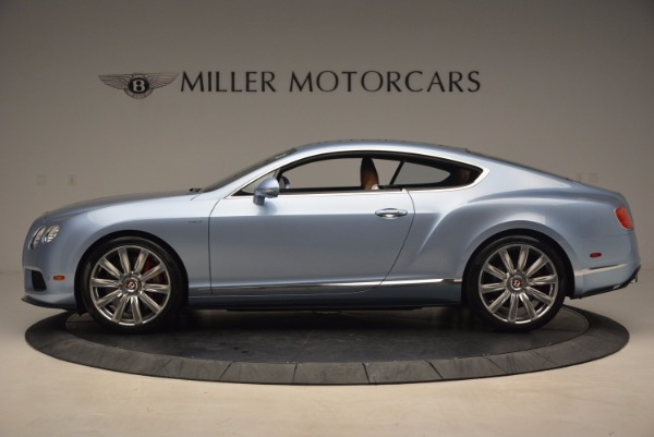 Used 2015 Bentley Continental GT V8 S for sale Sold at McLaren Greenwich in Greenwich CT 06830 3