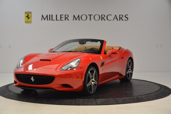 Used 2012 Ferrari California for sale Sold at McLaren Greenwich in Greenwich CT 06830 1