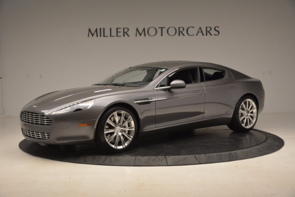 Used 2012 Aston Martin Rapide for sale Sold at McLaren Greenwich in Greenwich CT 06830 2
