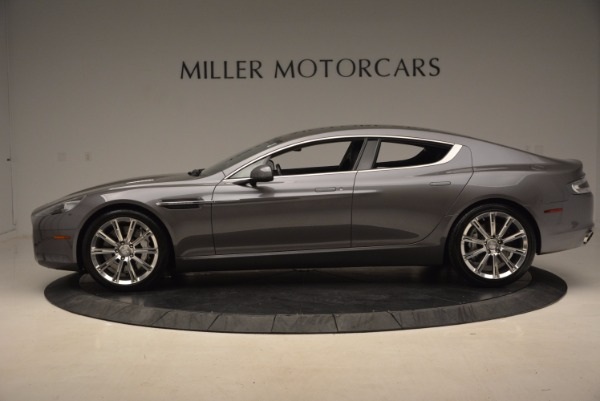 Used 2012 Aston Martin Rapide for sale Sold at McLaren Greenwich in Greenwich CT 06830 3