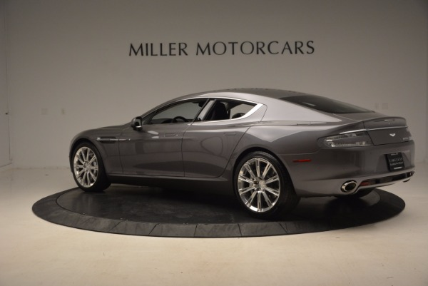 Used 2012 Aston Martin Rapide for sale Sold at McLaren Greenwich in Greenwich CT 06830 4