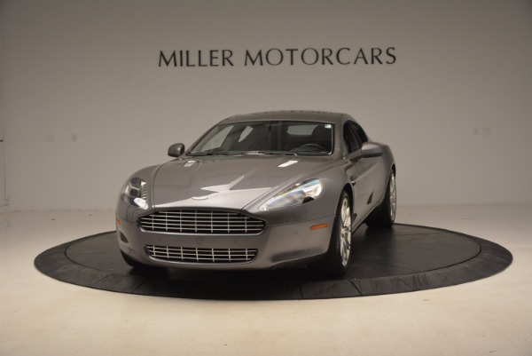 Used 2012 Aston Martin Rapide for sale Sold at McLaren Greenwich in Greenwich CT 06830 1