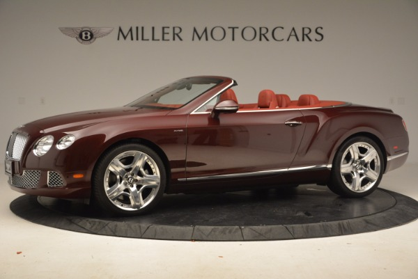 Used 2014 Bentley Continental GT W12 for sale Sold at McLaren Greenwich in Greenwich CT 06830 2