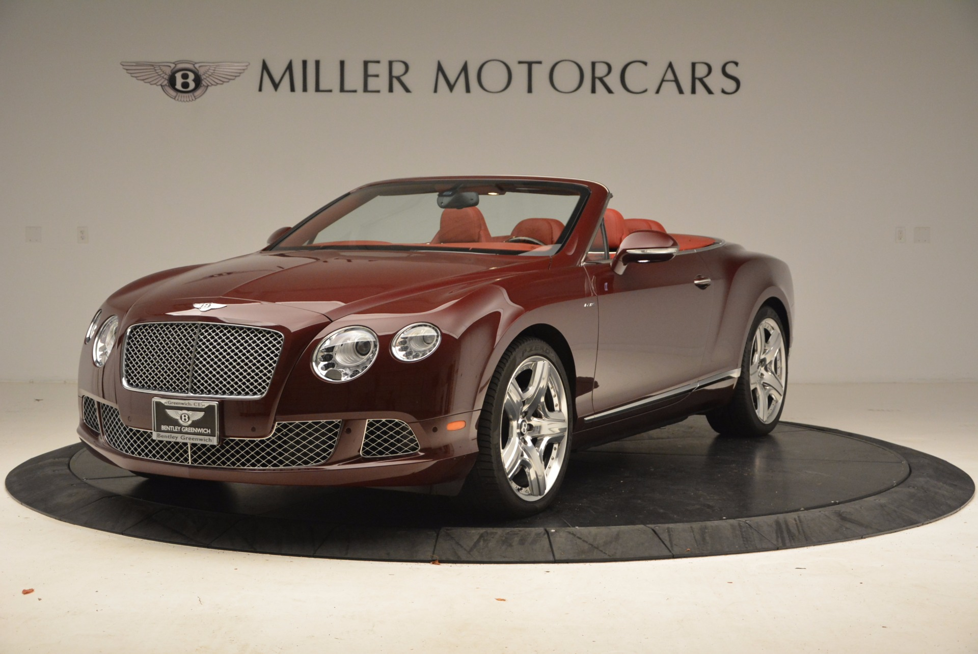 Used 2014 Bentley Continental GT W12 for sale Sold at McLaren Greenwich in Greenwich CT 06830 1