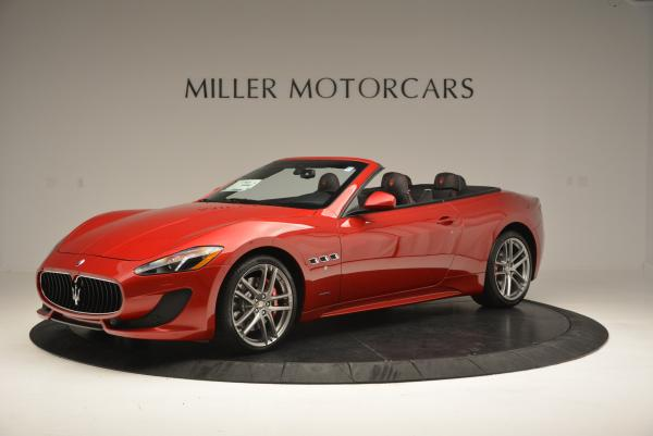 New 2017 Maserati GranTurismo Cab Sport for sale Sold at McLaren Greenwich in Greenwich CT 06830 2