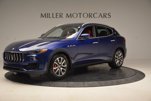 Used 2017 Maserati Levante S Q4 for sale Sold at McLaren Greenwich in Greenwich CT 06830 2