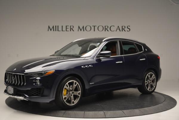 Used 2018 Maserati Levante Q4 GranLusso for sale $61,900 at McLaren Greenwich in Greenwich CT 06830 2