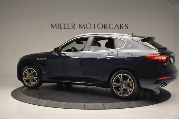 Used 2018 Maserati Levante Q4 GranLusso for sale $61,900 at McLaren Greenwich in Greenwich CT 06830 4