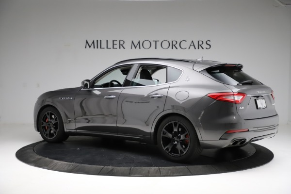 Used 2018 Maserati Levante SQ4 GranSport for sale $55,900 at McLaren Greenwich in Greenwich CT 06830 4