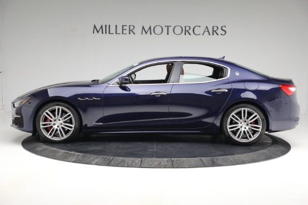 Used 2018 Maserati Ghibli S Q4 GranLusso for sale $56,900 at McLaren Greenwich in Greenwich CT 06830 2