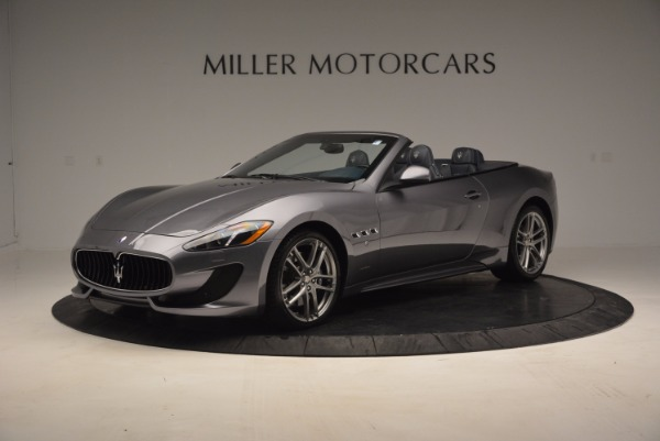 New 2016 Maserati GranTurismo Convertible Sport for sale Sold at McLaren Greenwich in Greenwich CT 06830 3