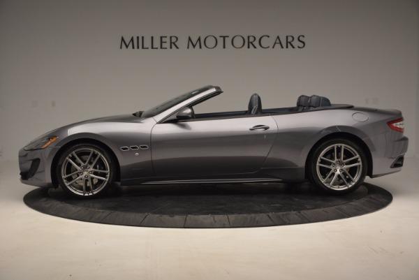 New 2016 Maserati GranTurismo Convertible Sport for sale Sold at McLaren Greenwich in Greenwich CT 06830 4