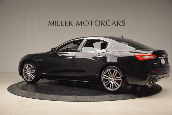 New 2018 Maserati Ghibli S Q4 GranSport for sale Sold at McLaren Greenwich in Greenwich CT 06830 4