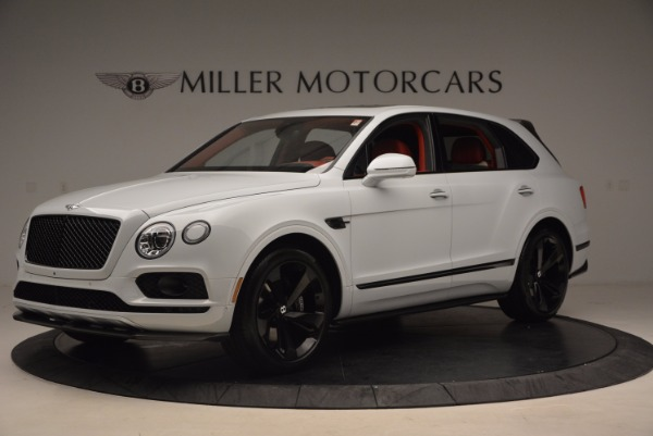 New 2018 Bentley Bentayga Black Edition for sale Sold at McLaren Greenwich in Greenwich CT 06830 2