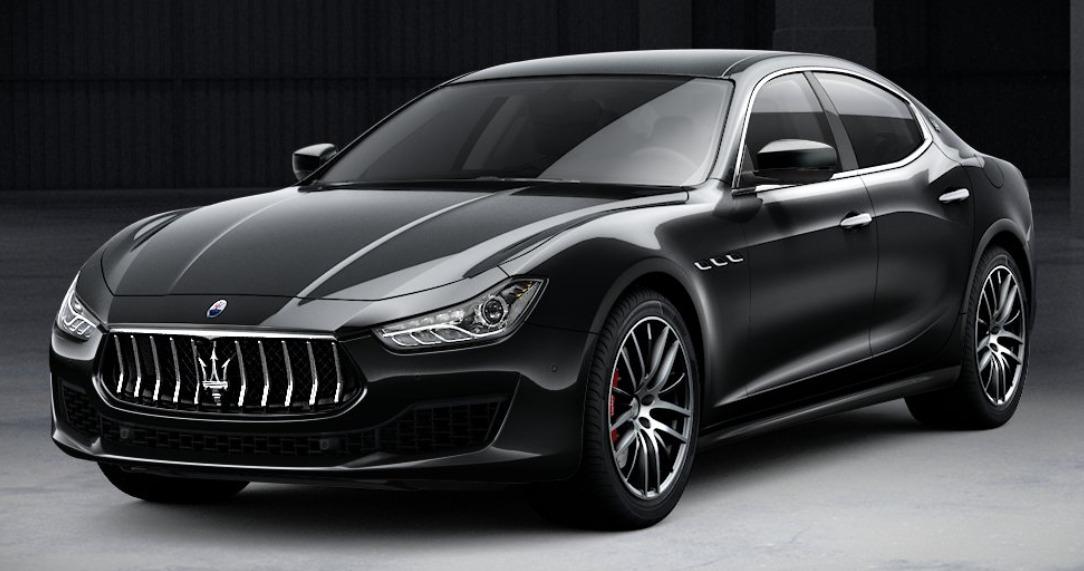 New 2018 Maserati Ghibli S Q4 for sale Sold at McLaren Greenwich in Greenwich CT 06830 1
