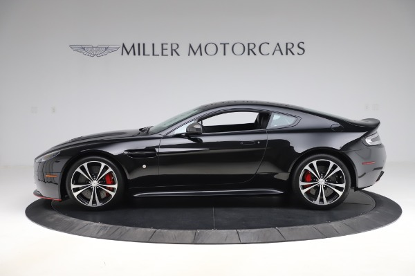 Used 2017 Aston Martin V12 Vantage S Coupe for sale $179,900 at McLaren Greenwich in Greenwich CT 06830 2