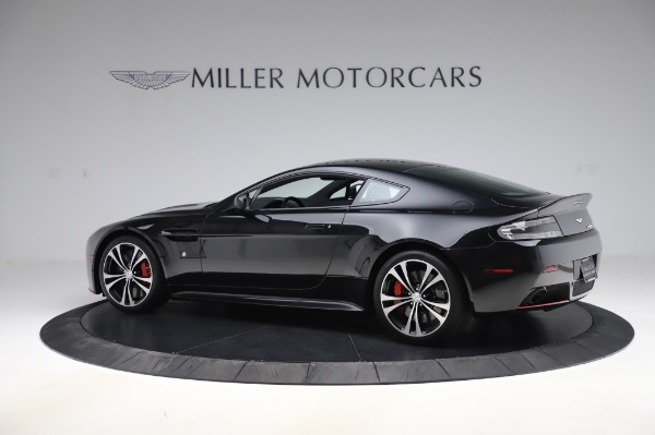 Used 2017 Aston Martin V12 Vantage S Coupe for sale $179,900 at McLaren Greenwich in Greenwich CT 06830 3