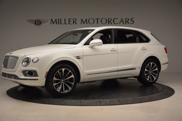 Used 2018 Bentley Bentayga Onyx for sale $159,900 at McLaren Greenwich in Greenwich CT 06830 2