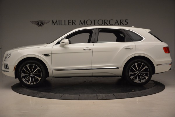 Used 2018 Bentley Bentayga Onyx for sale $159,900 at McLaren Greenwich in Greenwich CT 06830 3
