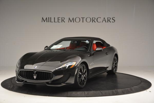New 2016 Maserati GranTurismo Convertible Sport for sale Sold at McLaren Greenwich in Greenwich CT 06830 2