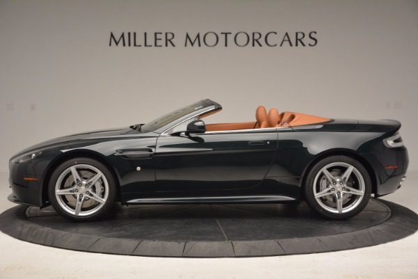 Used 2016 Aston Martin V8 Vantage S Roadster for sale Sold at McLaren Greenwich in Greenwich CT 06830 3