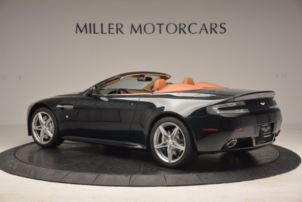 Used 2016 Aston Martin V8 Vantage S Roadster for sale Sold at McLaren Greenwich in Greenwich CT 06830 4