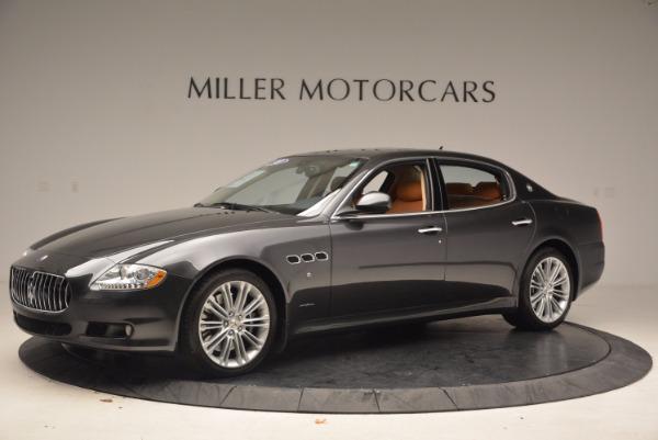 Used 2010 Maserati Quattroporte S for sale Sold at McLaren Greenwich in Greenwich CT 06830 2