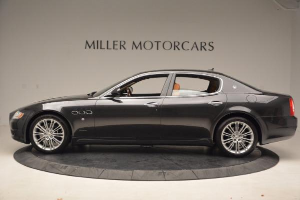 Used 2010 Maserati Quattroporte S for sale Sold at McLaren Greenwich in Greenwich CT 06830 3