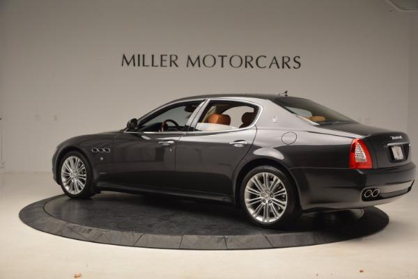 Used 2010 Maserati Quattroporte S for sale Sold at McLaren Greenwich in Greenwich CT 06830 4