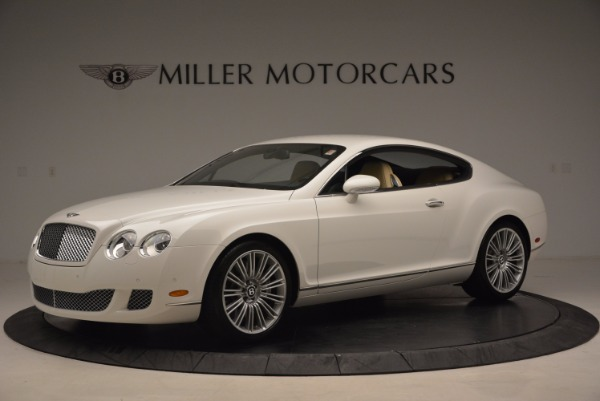 Used 2008 Bentley Continental GT Speed for sale Sold at McLaren Greenwich in Greenwich CT 06830 2