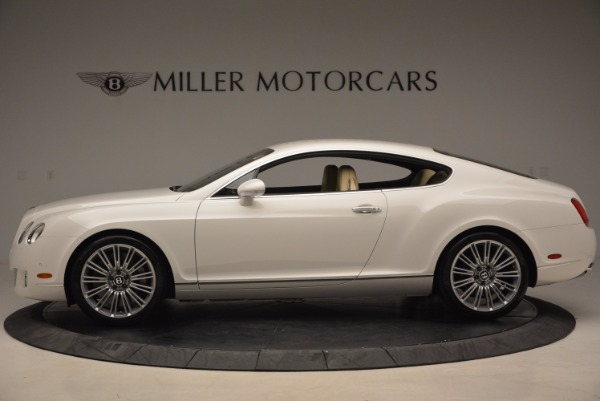 Used 2008 Bentley Continental GT Speed for sale Sold at McLaren Greenwich in Greenwich CT 06830 3