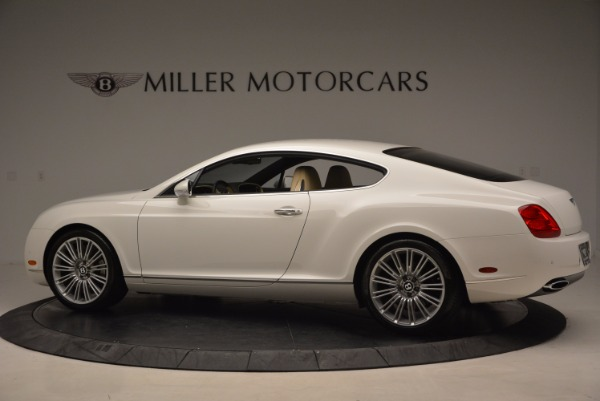 Used 2008 Bentley Continental GT Speed for sale Sold at McLaren Greenwich in Greenwich CT 06830 4