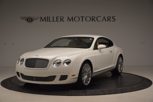 Used 2008 Bentley Continental GT Speed for sale Sold at McLaren Greenwich in Greenwich CT 06830 1