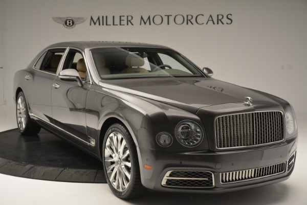 Used 2017 Bentley Mulsanne EWB for sale Sold at McLaren Greenwich in Greenwich CT 06830 3