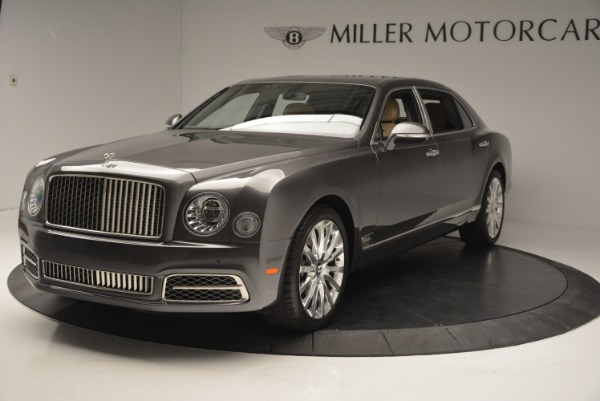Used 2017 Bentley Mulsanne EWB for sale Sold at McLaren Greenwich in Greenwich CT 06830 1