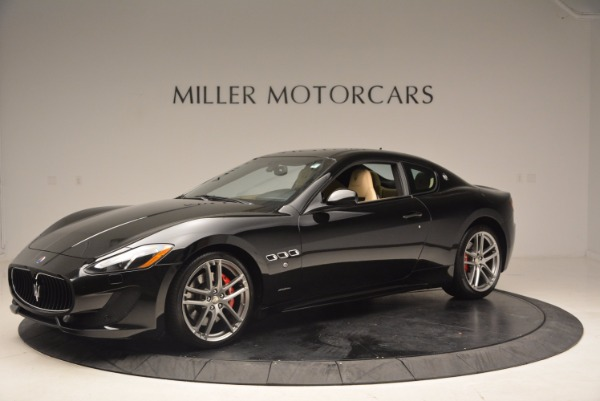 Used 2015 Maserati GranTurismo Sport Coupe for sale Sold at McLaren Greenwich in Greenwich CT 06830 2