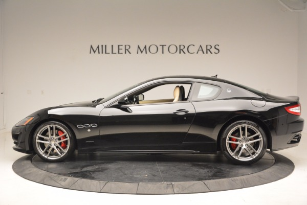 Used 2015 Maserati GranTurismo Sport Coupe for sale Sold at McLaren Greenwich in Greenwich CT 06830 3