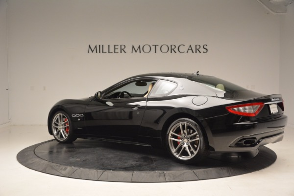 Used 2015 Maserati GranTurismo Sport Coupe for sale Sold at McLaren Greenwich in Greenwich CT 06830 4