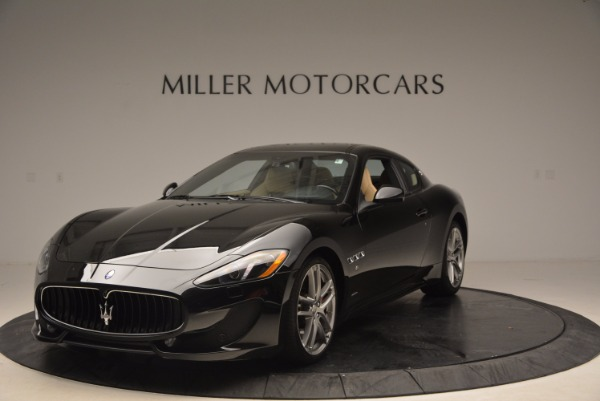 Used 2015 Maserati GranTurismo Sport Coupe for sale Sold at McLaren Greenwich in Greenwich CT 06830 1