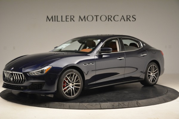 New 2018 Maserati Ghibli S Q4 for sale Sold at McLaren Greenwich in Greenwich CT 06830 2