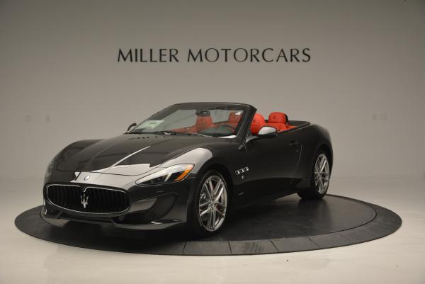 New 2017 Maserati GranTurismo Convertible Sport for sale Sold at McLaren Greenwich in Greenwich CT 06830 1