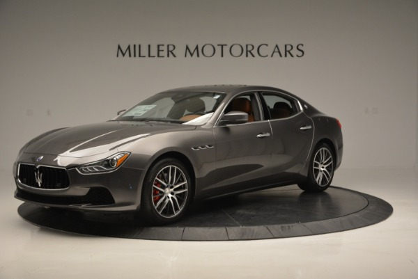 Used 2018 Maserati Ghibli S Q4 for sale Sold at McLaren Greenwich in Greenwich CT 06830 2