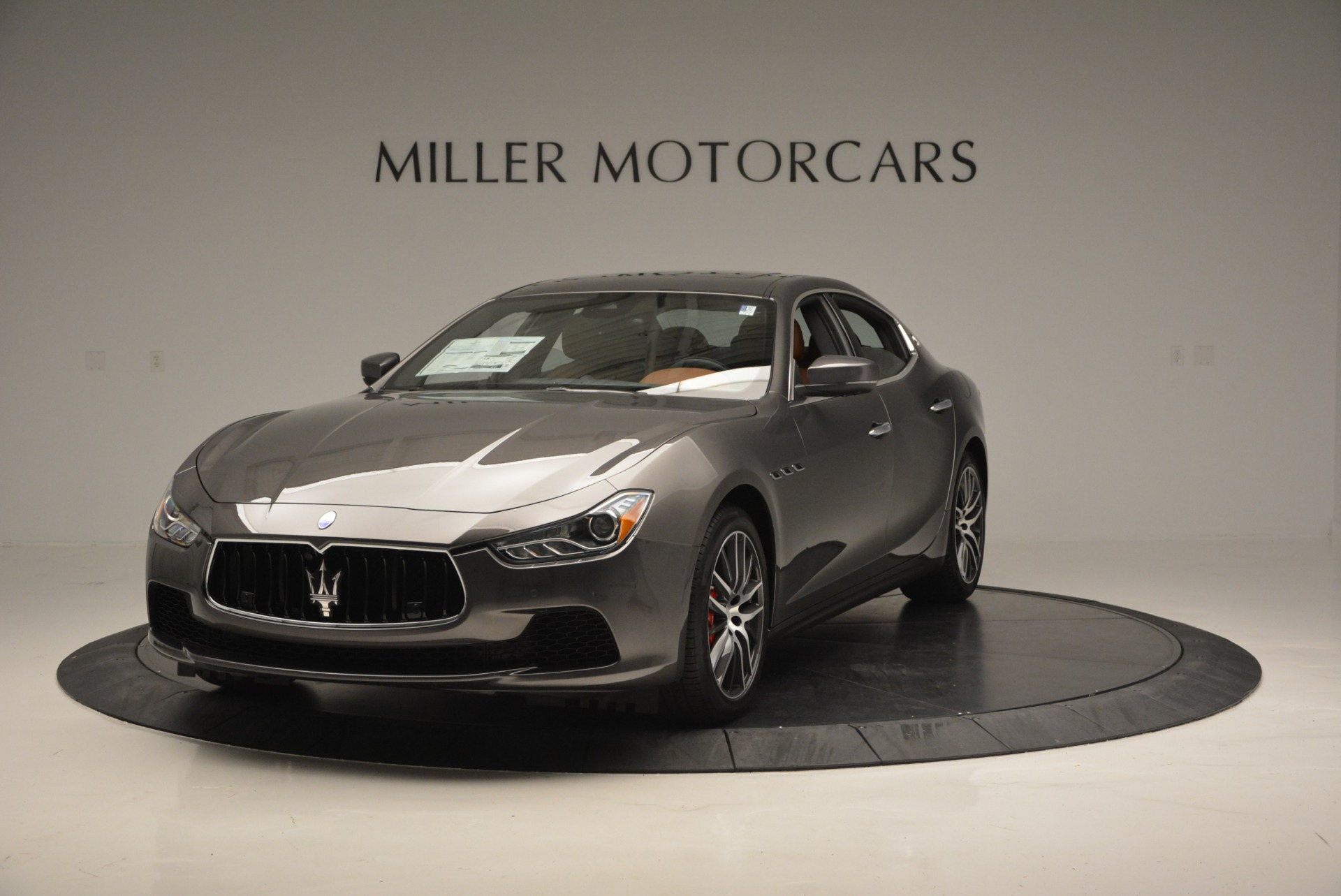 Used 2018 Maserati Ghibli S Q4 for sale Sold at McLaren Greenwich in Greenwich CT 06830 1