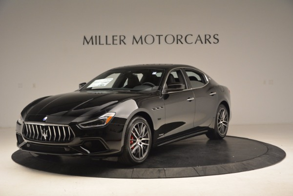 Used 2018 Maserati Ghibli S Q4 Gransport for sale Sold at McLaren Greenwich in Greenwich CT 06830 2