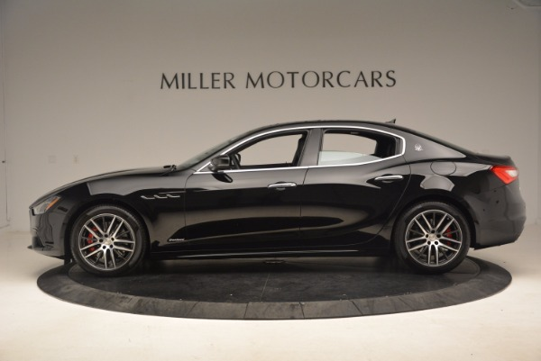 Used 2018 Maserati Ghibli S Q4 Gransport for sale Sold at McLaren Greenwich in Greenwich CT 06830 3