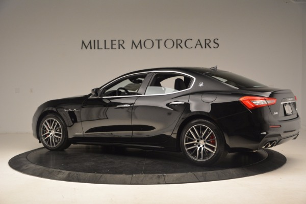 Used 2018 Maserati Ghibli S Q4 Gransport for sale Sold at McLaren Greenwich in Greenwich CT 06830 4
