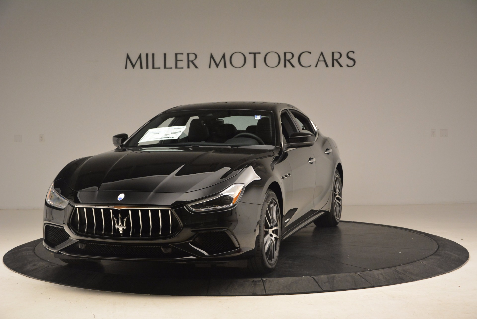 Used 2018 Maserati Ghibli S Q4 Gransport for sale Sold at McLaren Greenwich in Greenwich CT 06830 1
