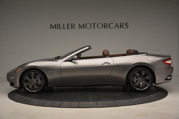 Used 2012 Maserati GranTurismo for sale Sold at McLaren Greenwich in Greenwich CT 06830 3